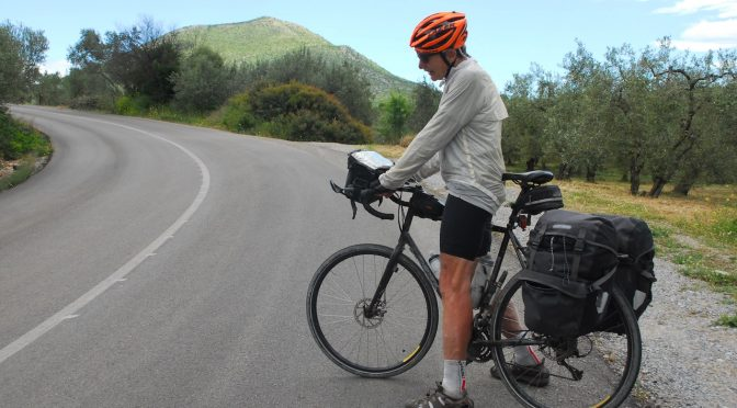 The Eurovelo 11 route starts off from the Region of Central Greece