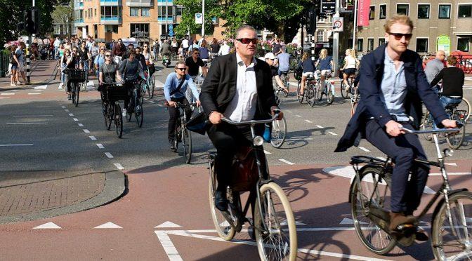 Ο νεος ΚΟΚ ανοιγει το δρομο στο ποδηλατο